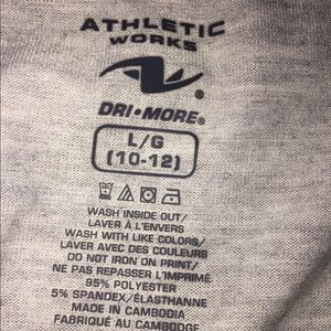 Athletic Works Shirts & Tops - Athletic top